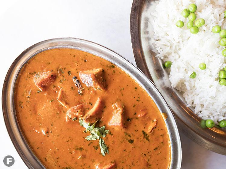 India Palace Chicken Tikka Masala