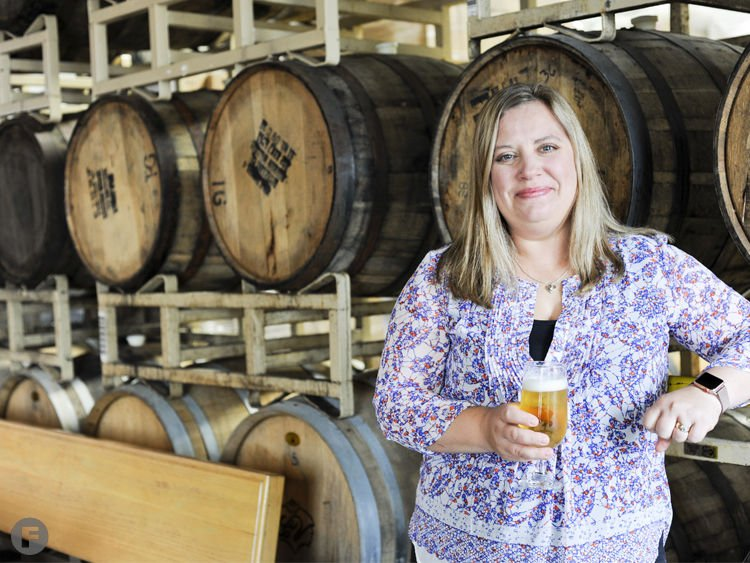 2nd Shift Brewing Libby Crider