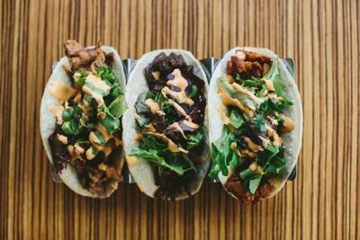 Seoul Taco Tacos