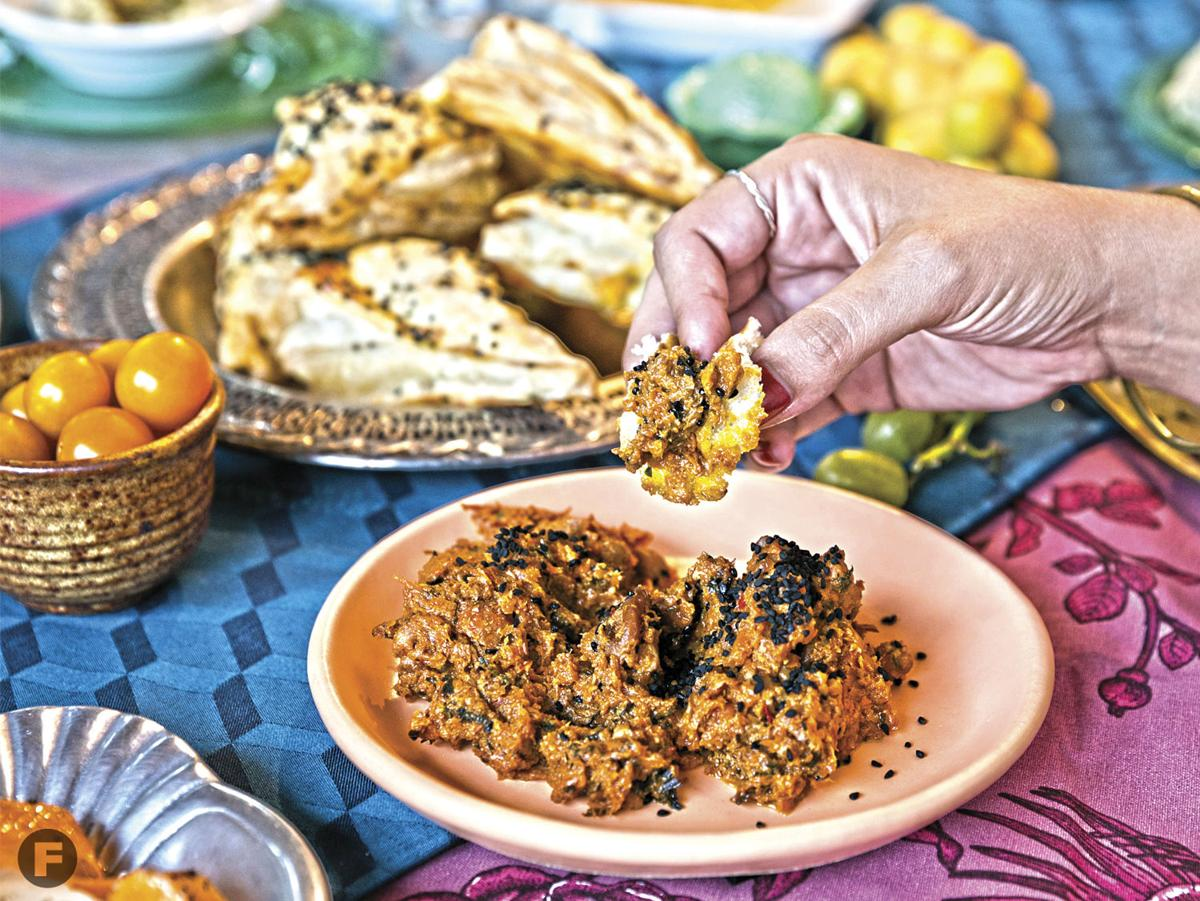 Carrot Muhammara