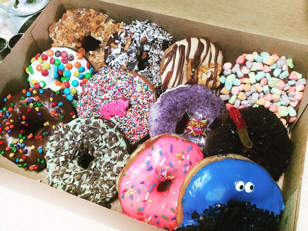 Donut Hurts