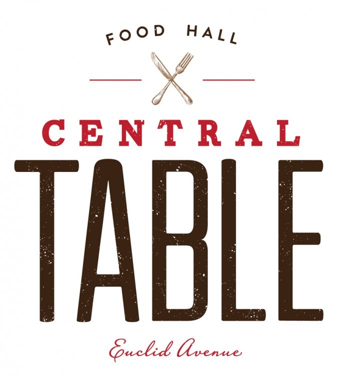 central table food hall in the central west end
