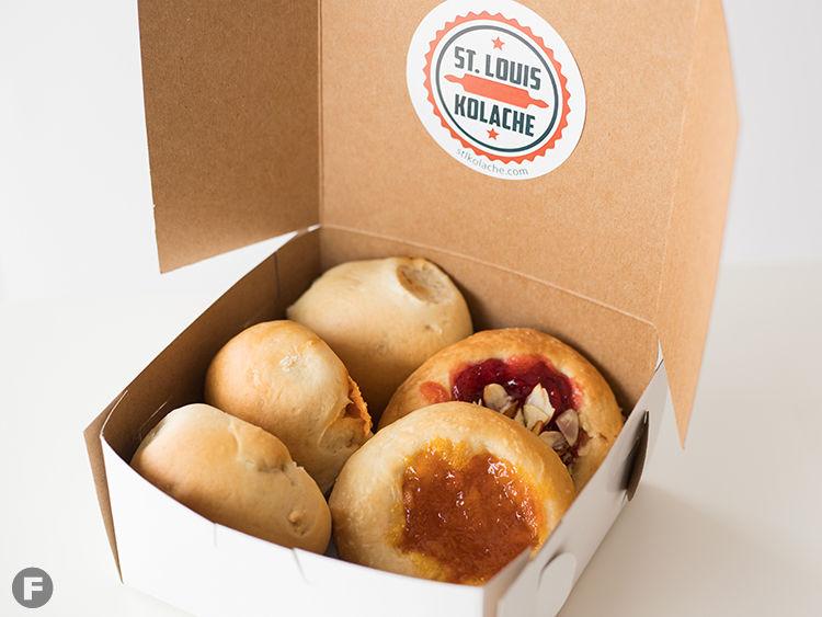 St. Louis Kolache Pastries