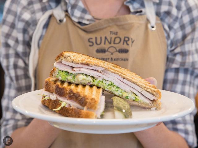 The Sundry Sandwich