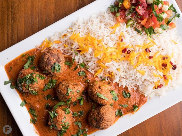 Sultan Mediterranean Cuisine Kofta
