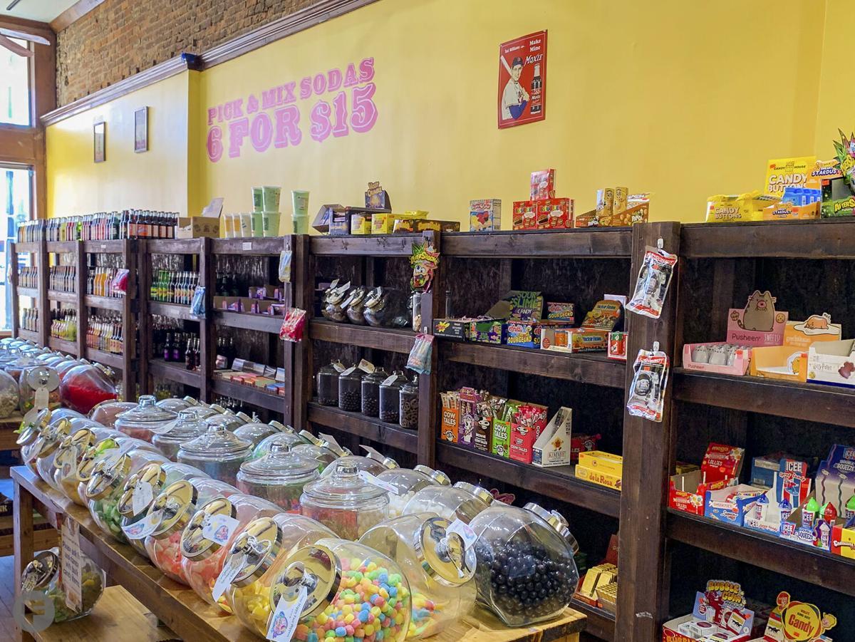 Queen City Soda & Sweets