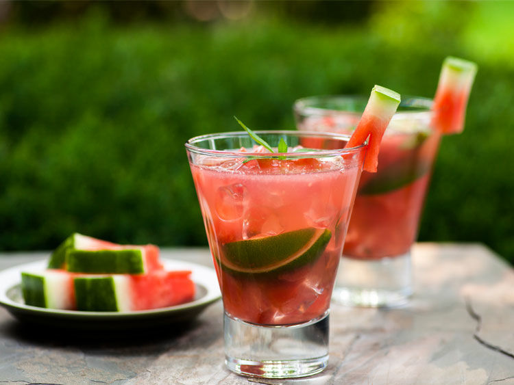 Watermelon, Lime and Vodka (Dirty Dancing)