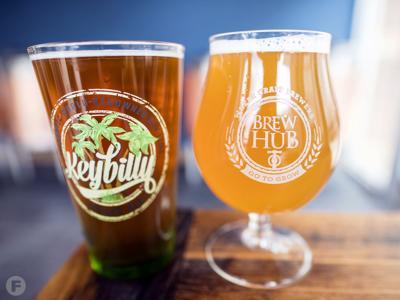 Brew Hub Beers
