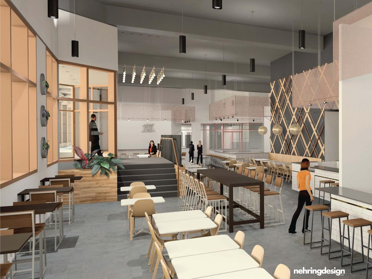 The Eatery A Downtown St Louis Dining Hall Set To Open This