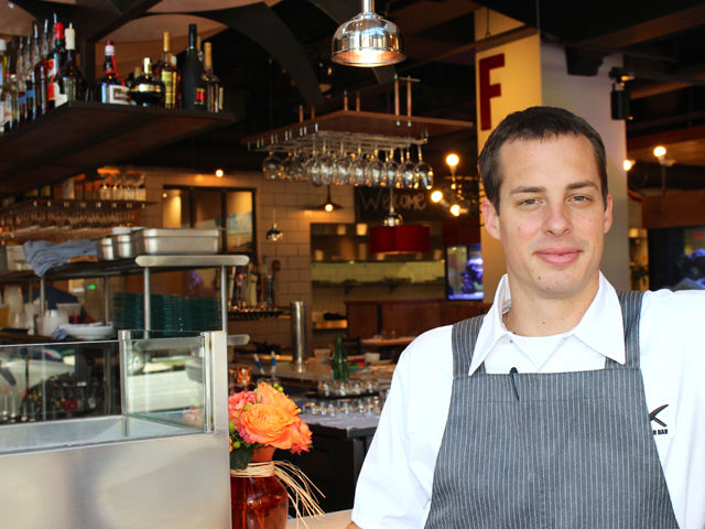 Jax fish house oyster bar welcomes chef de cuisine jeff - Chef de cuisine st louis ...
