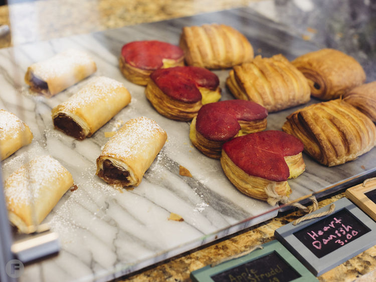 European Café Sweets