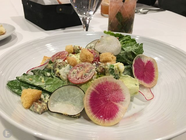 Stock Hill Two Little Gems Salad