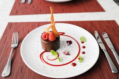 Grand Tavern Chocolate Mousse