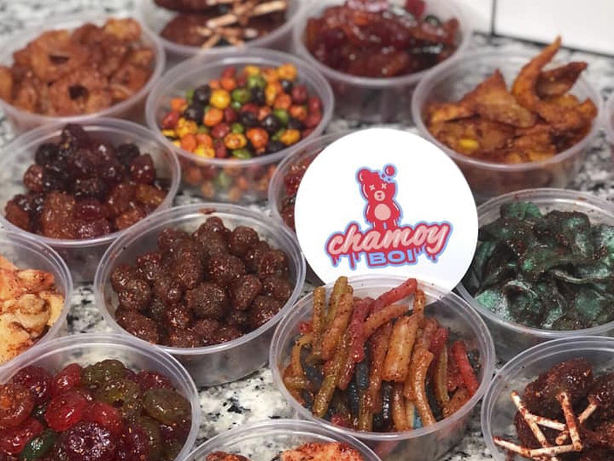 Chamoy Boi Candies