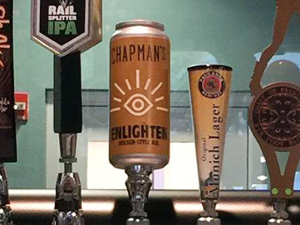 Road Trip Pokagon State Park Chapman's Brewing Co.