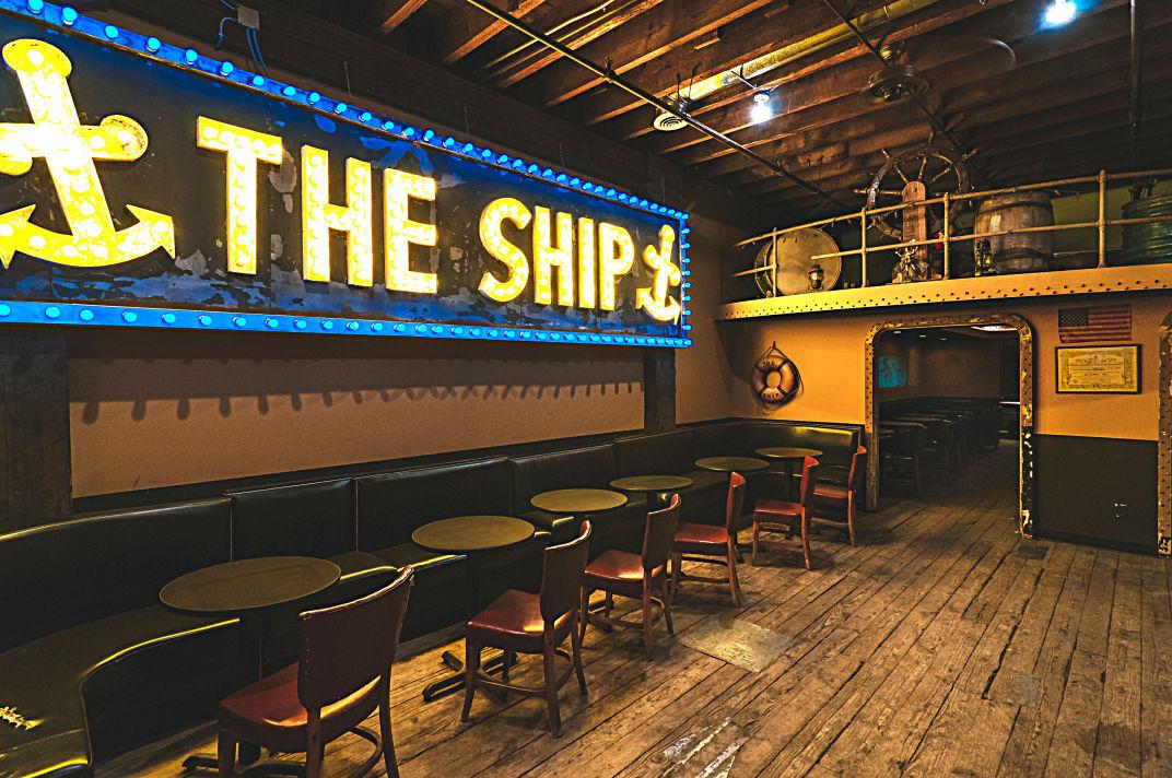 The Ship Restaurant Kansas City