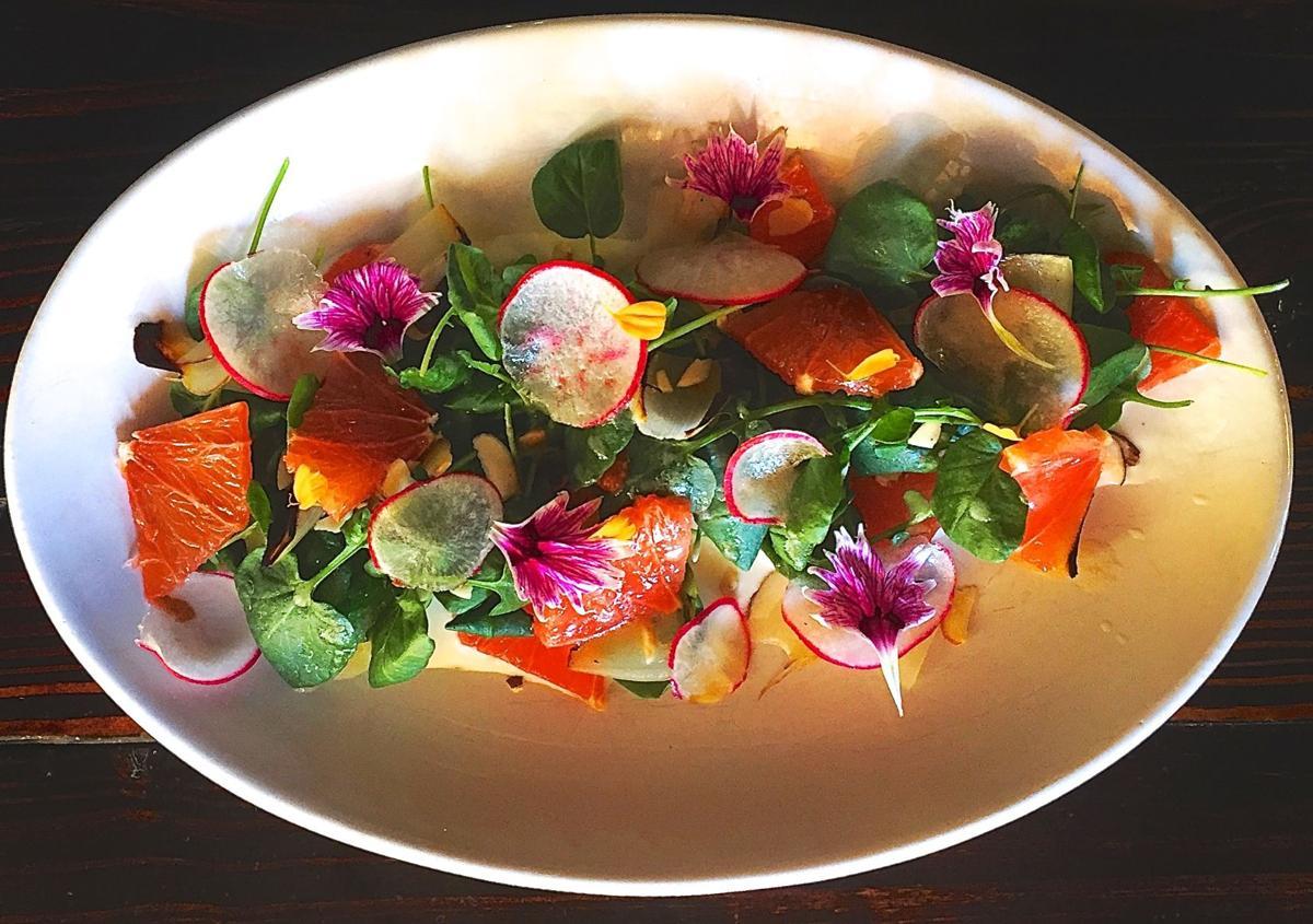 Corner Restaurant Watercress Salad