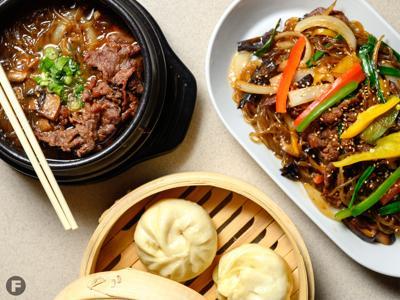 Surah Korean Cuisine & BBQ Dishes