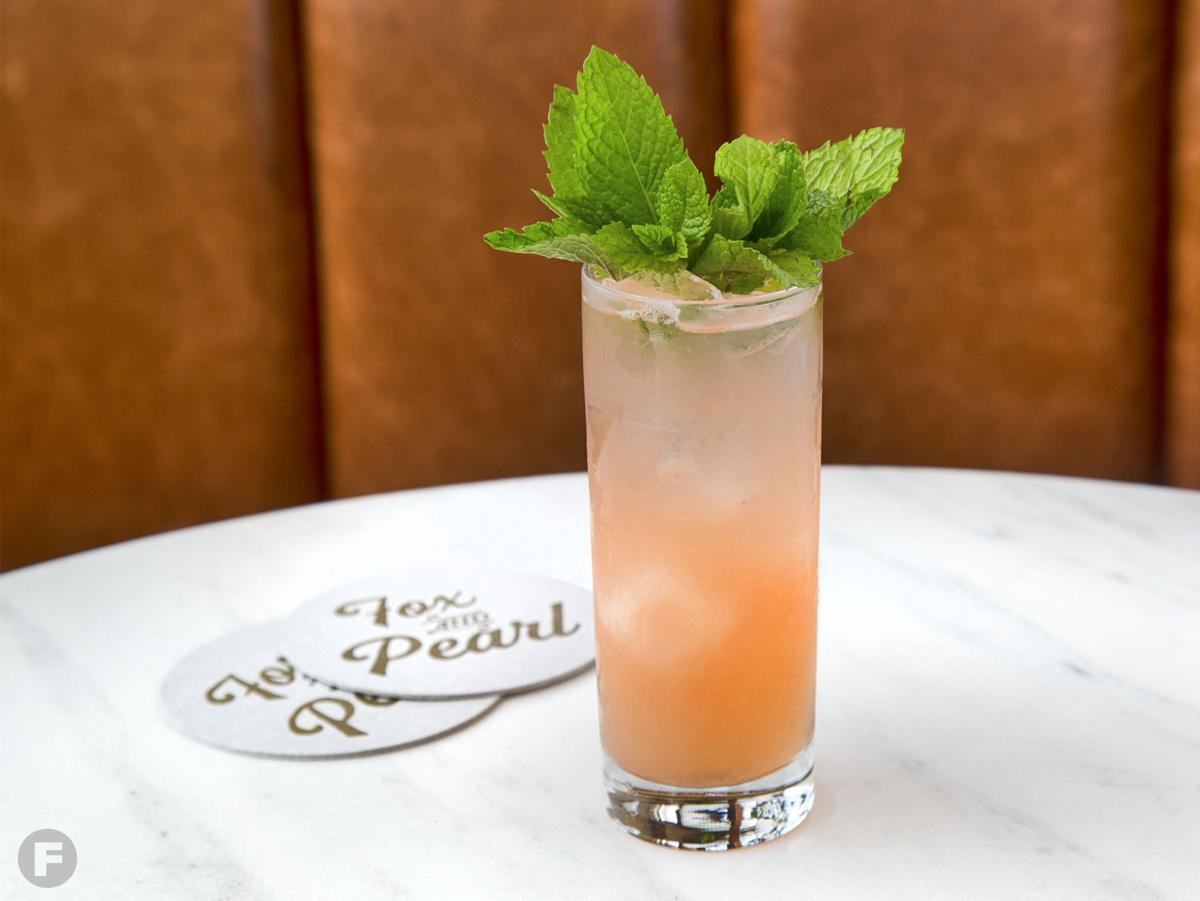 Fox and Pearl Cocktail