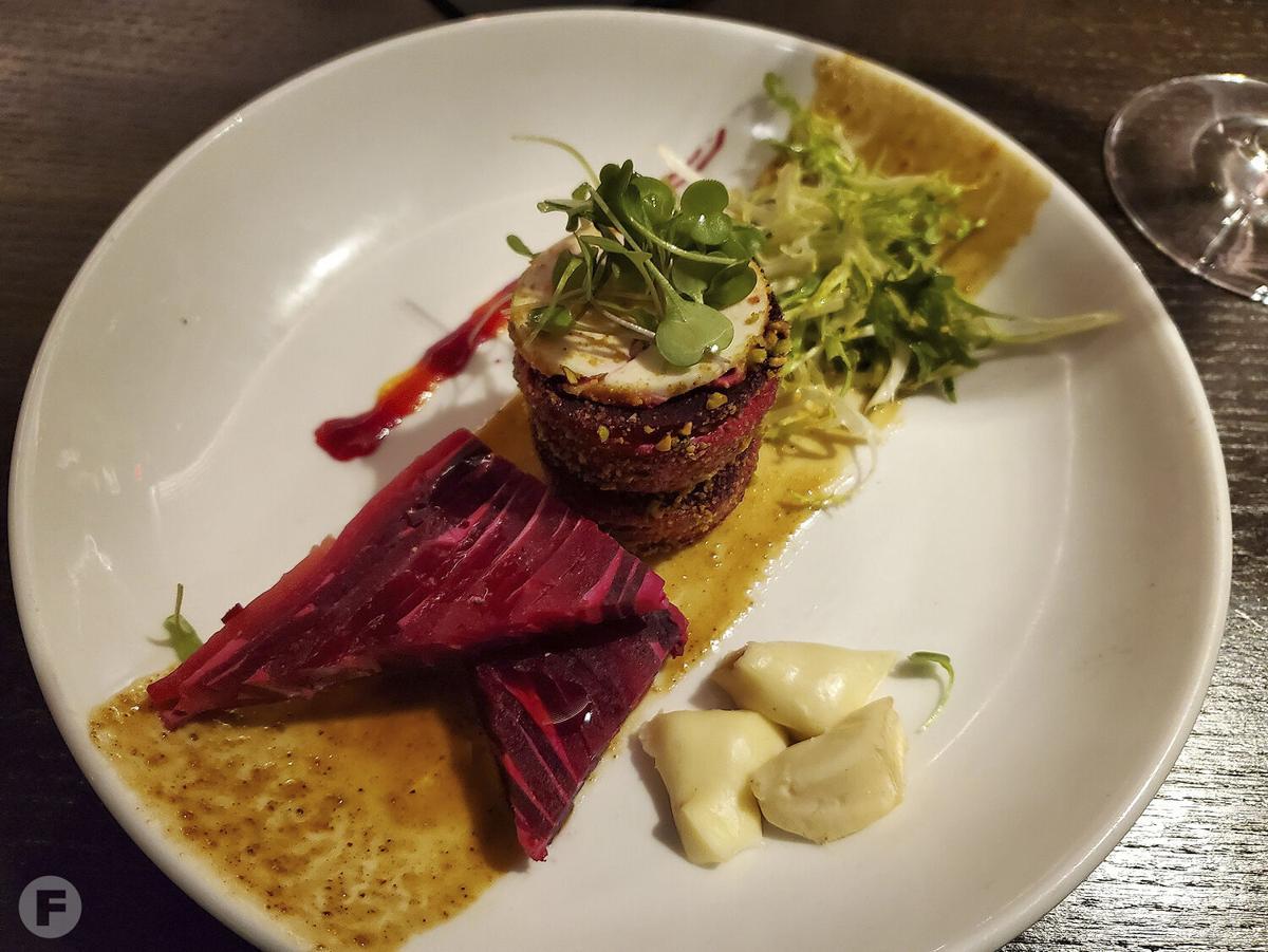 Silo Modern Farmhouse Beet Salad