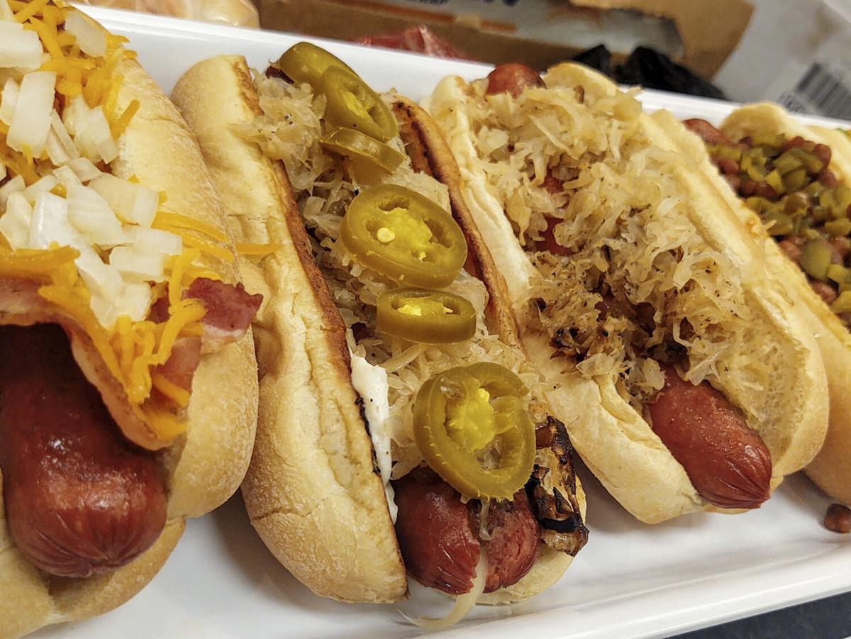 Black Lab Coffee Co. Hot Dogs