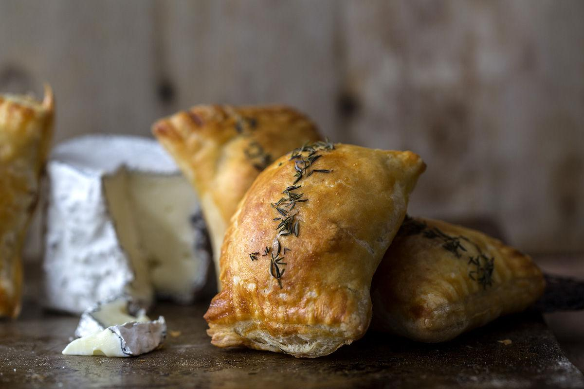 Dirt Lover Fig and Fresh Thyme Pastry Pockets