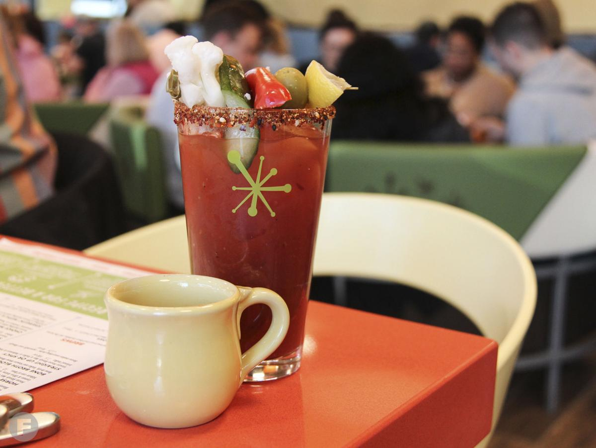 Snooze, an A.M. Eatery Thai Bloody