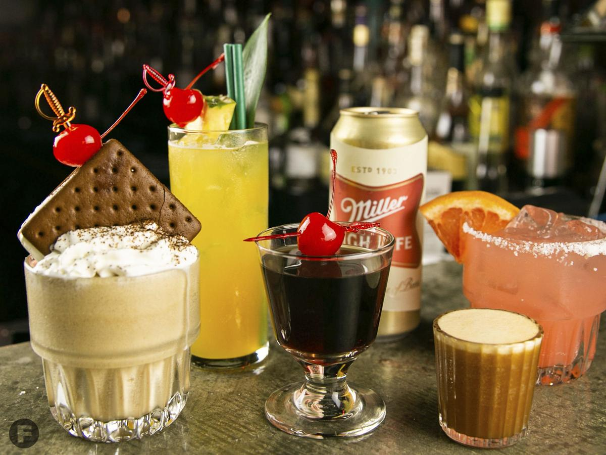 Sweet Boy's Cocktails