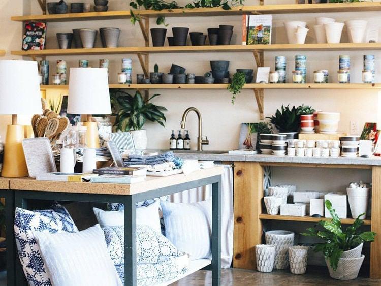 Golden & Pine Interior