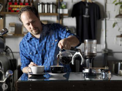Fretboard Coffee Dave Elman