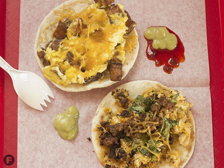 Taco Circus Breakfast Tacos