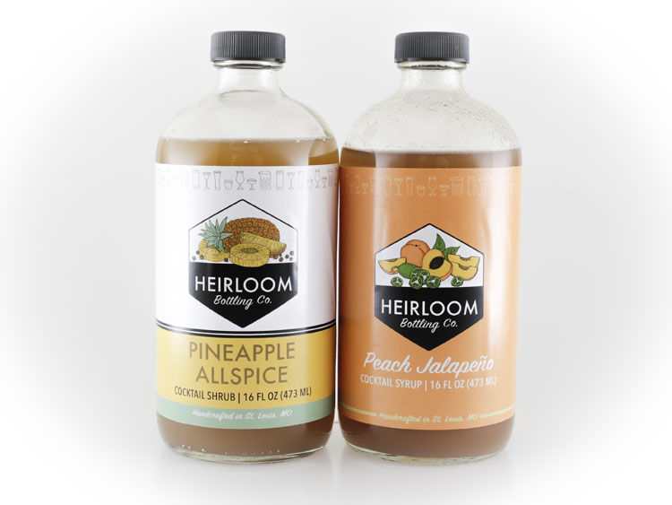Heirloom Bottling Co. Products