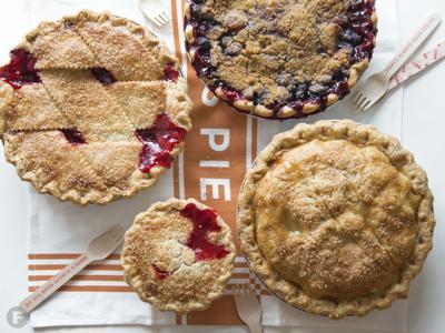 The Upper Crust Pie