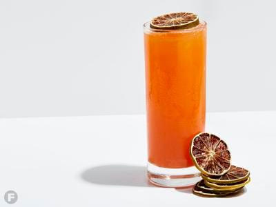 Zero-Proof Carrot-Ginger Buck