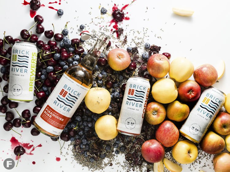 Brick River Cider Products
