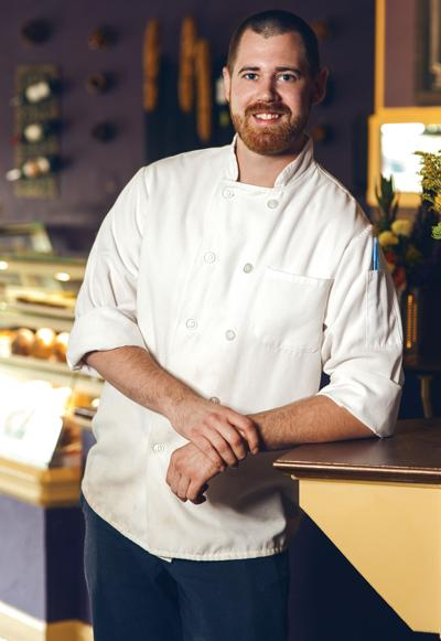 Jon Watkins, Executive Chef, Baked in Kansas City