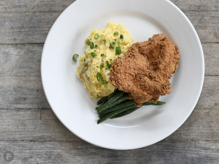 Brookside Poulty Fried Chicken