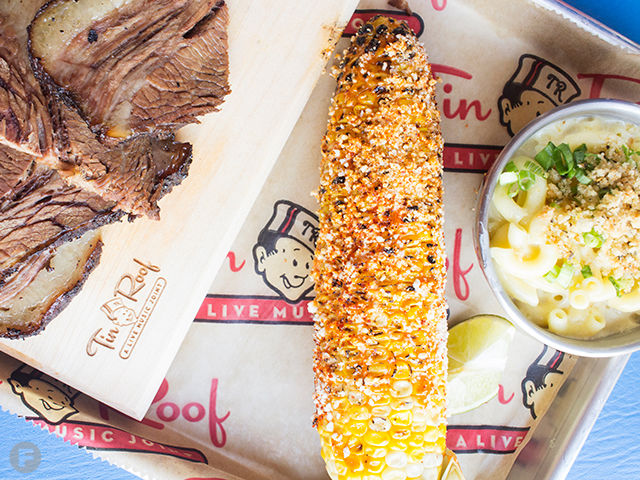 Tin Roof Now Open Downtown Serving Southern Inspired Fare