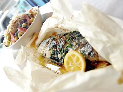 Jax Fish House & Oyster Bar Whole Fish