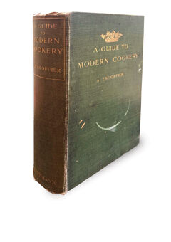 A Guide to Modern Cookery by Georges Auguste Escoffier
