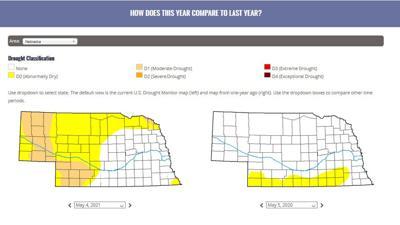 Mngmnt Drought Map