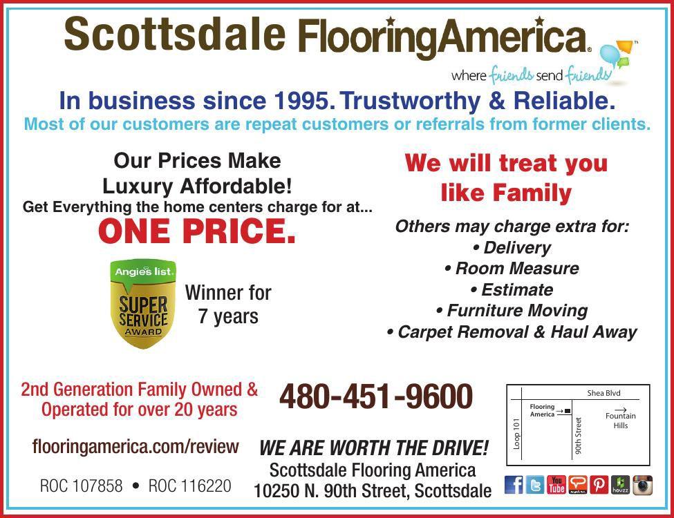 Scottsdale Flooring America