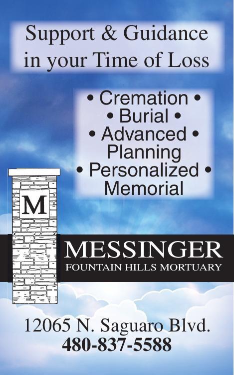 Messinger Fountain Hills Mortuary