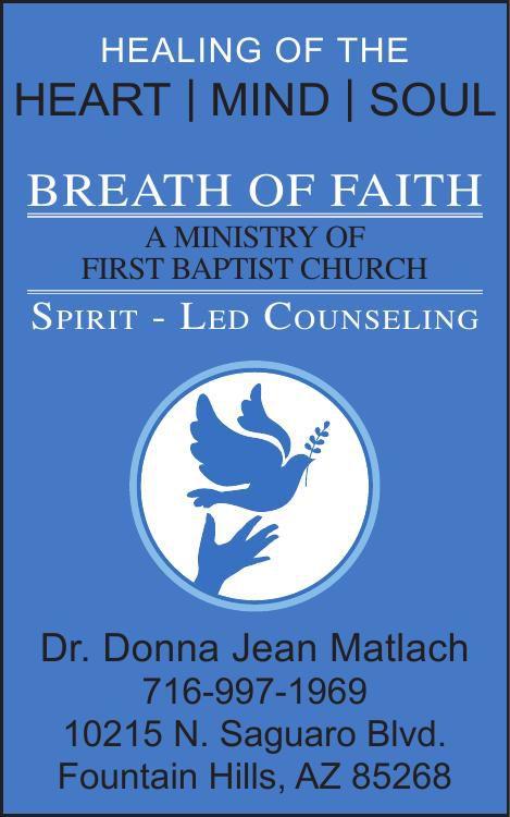 Breath of Faith | Worship | fhtimes com