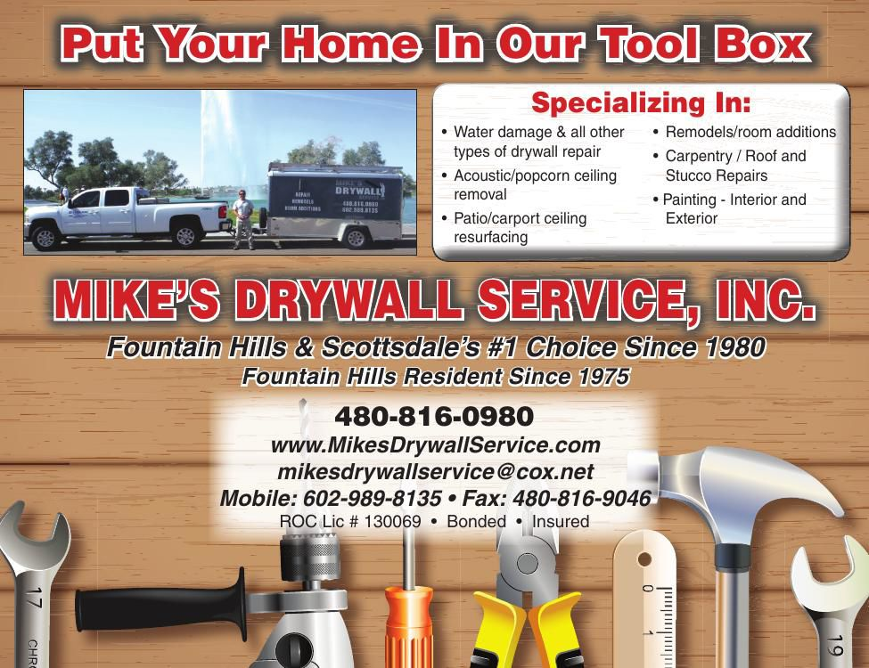 Mike's Drywall Service, Inc.