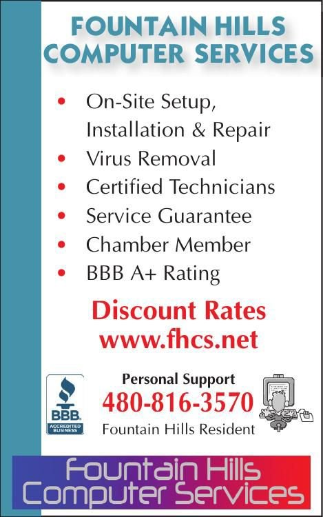 Fountain Hills Computer Services