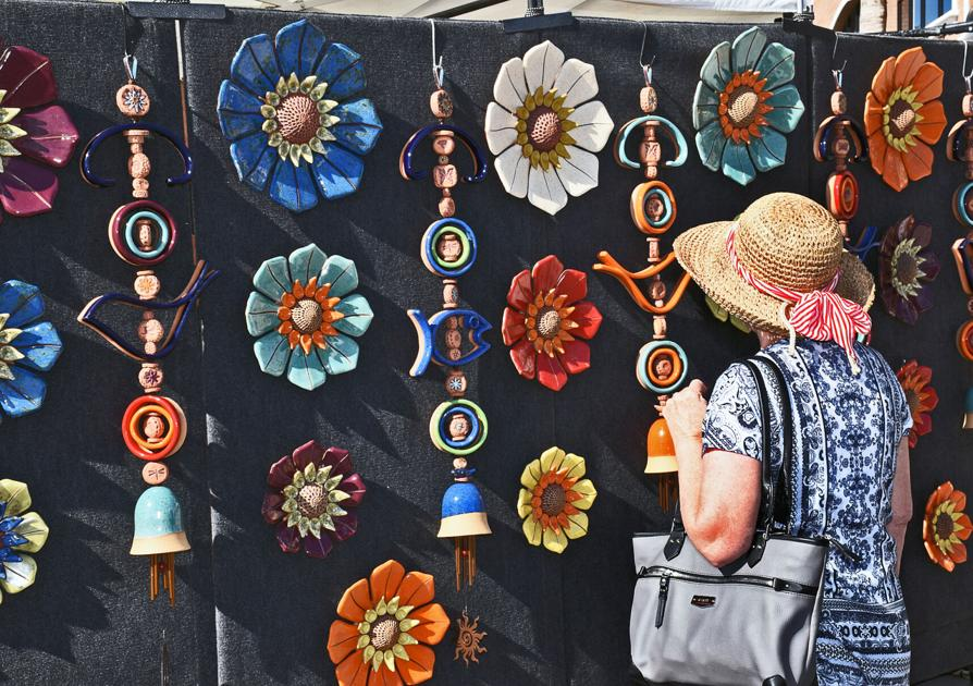 Arts And Crafts Festival This Week Local News Fhtimes Com