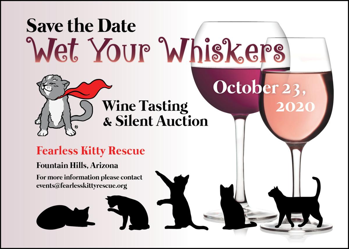 Wet Your Whiskers - New Save the Date