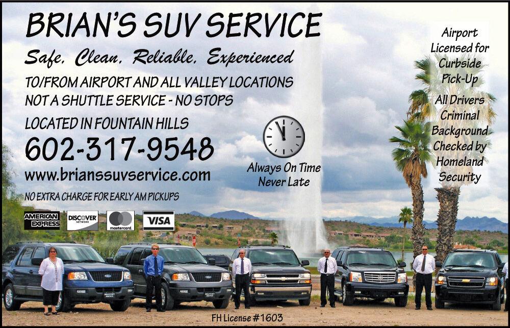Brian's SUV ad