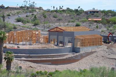 New fire station progressing | Local News | fhtimes com